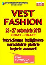 Vest Fashion - ediția a XV-a
