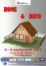 Home & Deco - Iulius Mall - 6-8 septembrie