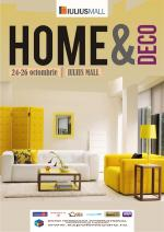 Home & Deco, 24-26 octombrie 2014